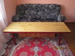 Стол в опущенном положении