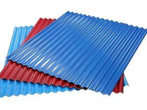 Профильные листы с полимерным покрытием